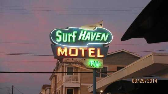 Surf Haven Motel - 1