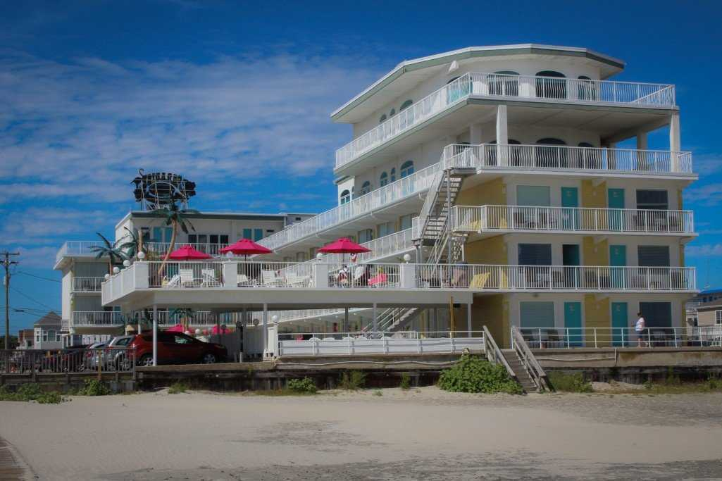 Paradise Ocean Resort, Wildwood Crest, NJ