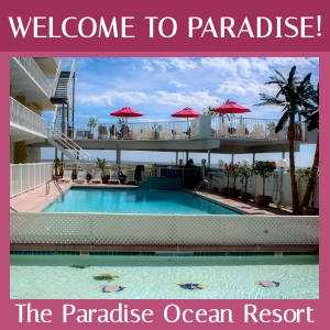 Paradise Oceanfront Resort, Wildwood Crest, NJ